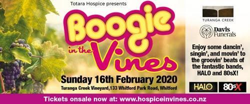 Boogie in Vines