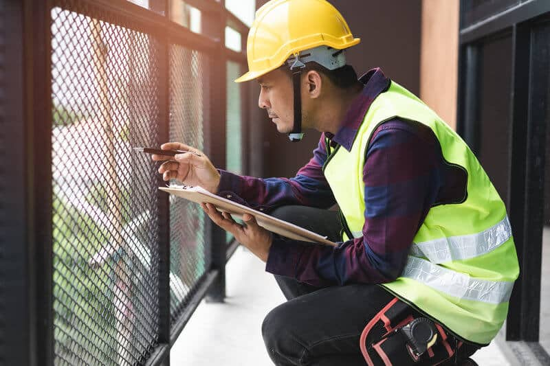 building maintenance checks