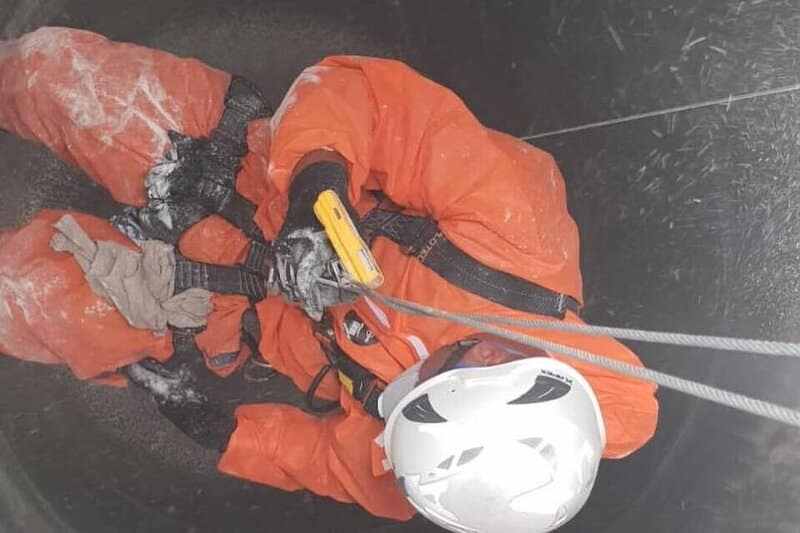 onsite confined spaces